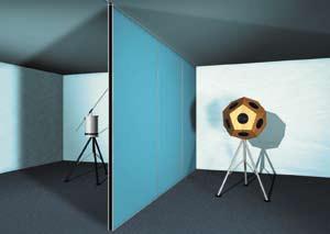geluids isolatie illustratie