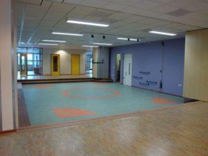 Regenboogschool_ecole_Schaijk_murs de panneaux ouverts